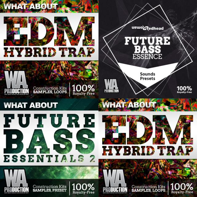WA Dirty 808 Collection 1 Samples and Loops - Splice Sounds