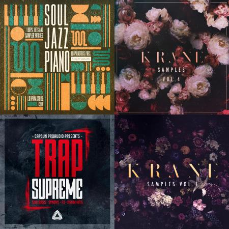 Trap Piano 100 BPM Samples and Loops - Splice Sounds