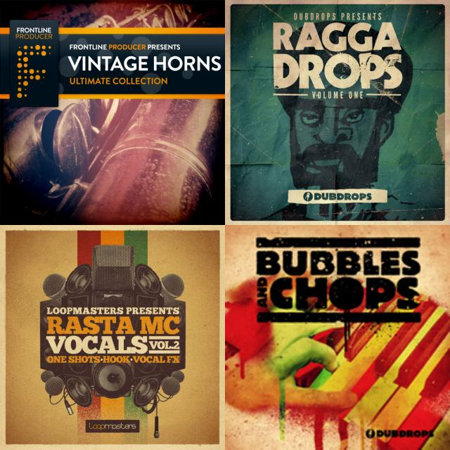 Roots Reggae Pack Samples and Loops - Splice Sounds