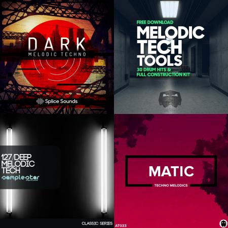 melodic tech Samples and Loops - Splice Sounds